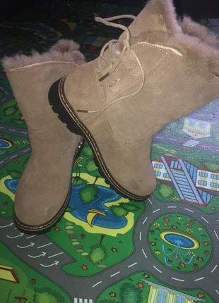 Sopra зимние ботинки 36 размер