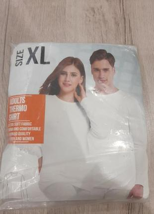 Термобелье, реглан adults thermo shirt