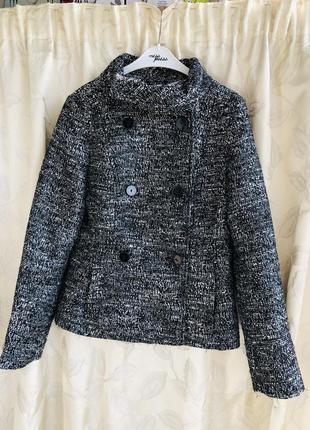 Осенний пиджак h&m