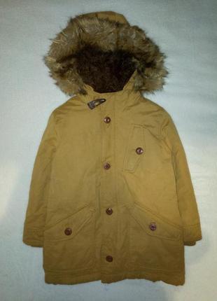 Курточка пальто еврозима