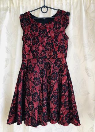 Платье нарядное 6-7 лет