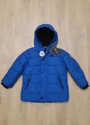Куртка зимняя reserved на мальчика