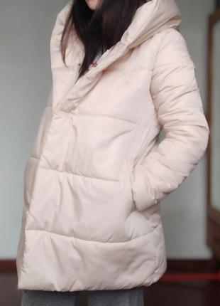 Зимняя куртка «зефирка». реальные фото! теплая, объемная и удобная. 42-44, 44-46, 46-48 р