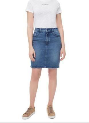 Женская джинсовая юбка # bhs