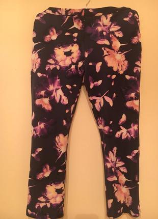 Модные летние брюки яркой расцветки {или костюм}