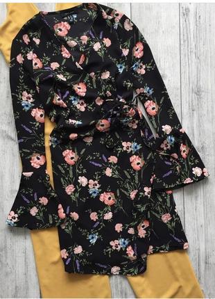 Плаття платье на запах