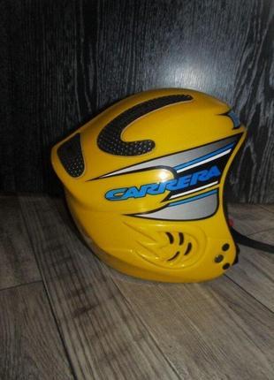 Шлем горнолыжный carerra размер s 54см