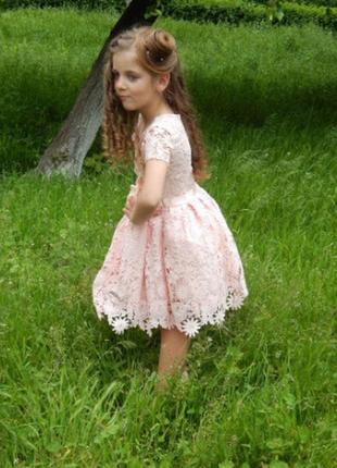 Плаття для дівчинки на випускний
