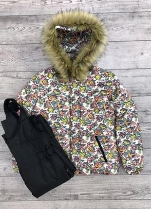 Горнолыжный костюм (комбинезон+куртка) отправка сегодня новой почтой
