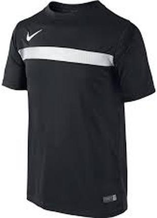 Влагоотводящая футболка для мальчиков nike academy short-sleeve training shirt