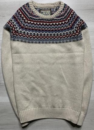 В'язаний светр mills brothers