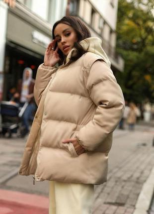 Куртка дутик  пуховик