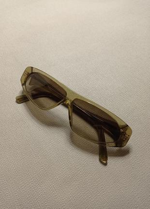 Chloe стильные солнцезащитные очки окуляри оригинал