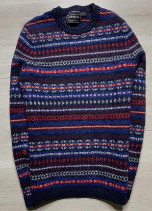 Шерстяний светр topman