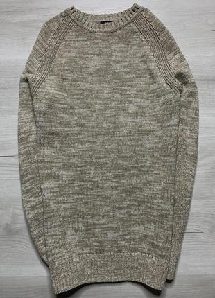 Приталений в'язаний светерок від h&m