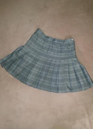 Плиссированная юбка (м)