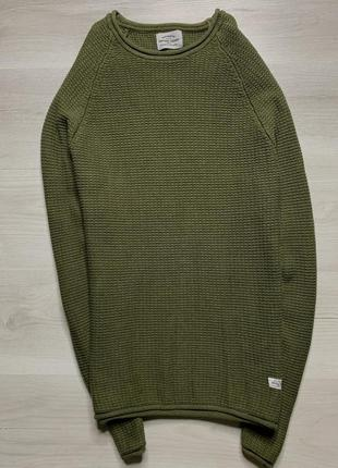Шикарний в'язаний светерок від tifosi denim