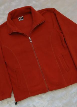 Стильна флісова курточка sport f-x франція