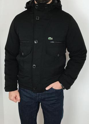 Куртка, зимняя куртка lacoste