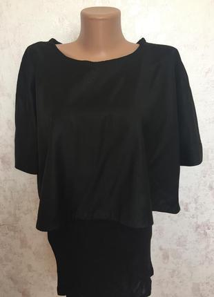 Блузка футболка туника cos