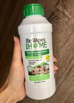 Мультифункциональное чистящее средство farmasi mr. wipes