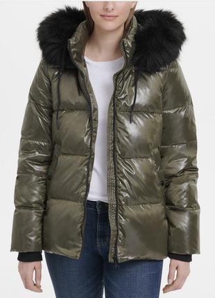 Куртка пуховик dnky