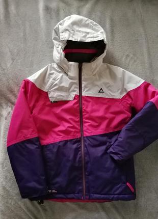 Горнолыжная куртка для девочки известного бренда dare2be