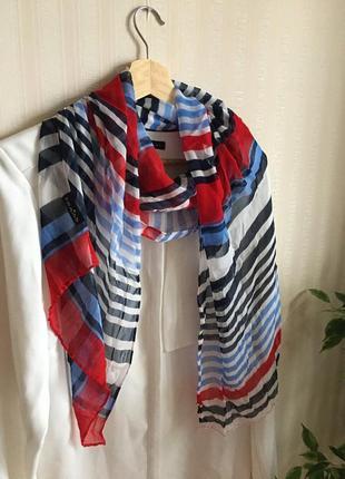 Шёлковый шарф fraas в стиле hermès