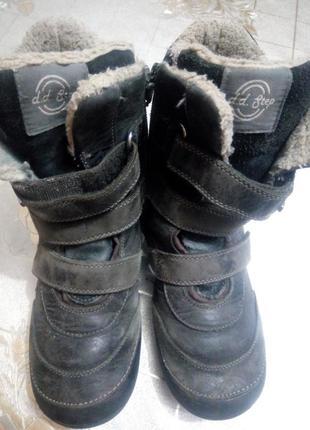 Сапожки, ботинки d.d.step