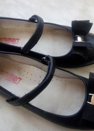 Туфли минимен ортопедические