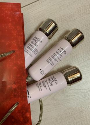 База під макіяж hydra pro від kiko milano