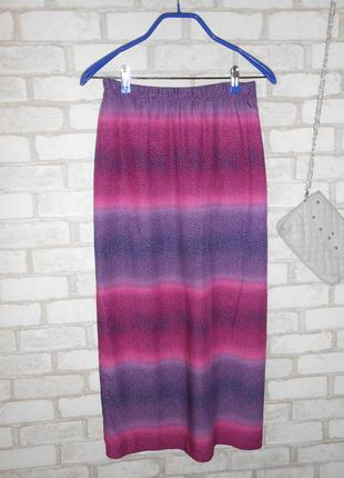 Красивая юбка , натуральная ткань