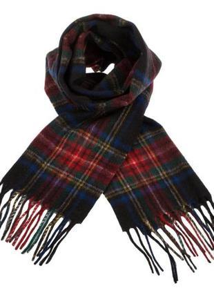 Кашемировый шарф от black stewart