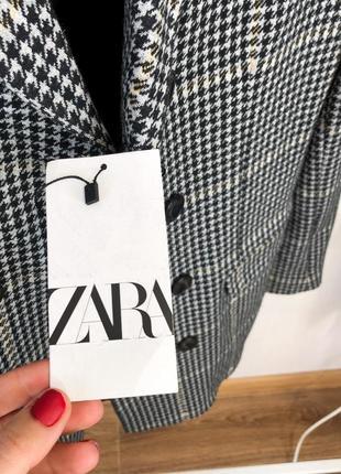 Тренч ,укорочённое пальто zara man3 фото