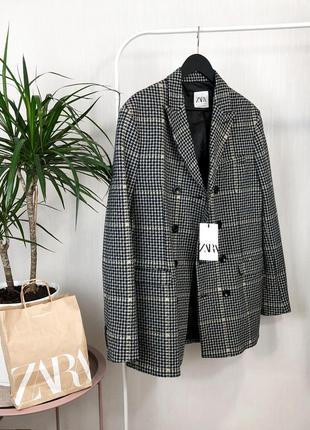 Тренч ,укорочённое пальто zara man5 фото