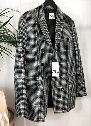 Тренч ,укорочённое пальто zara man7 фото