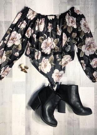 Блуза 🖤🌸🖤🌸🖤