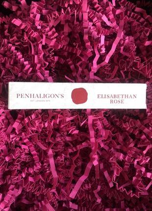Нишевый парфюм penhaligons elisabethan rose