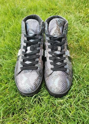 Ботинки-кеды
