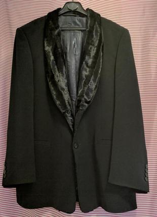 Люкс мужской  жакет  нарядный  пиджак праздничный