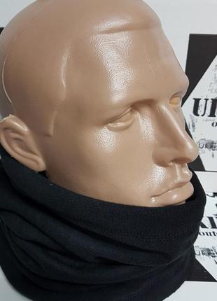 Бафф зимний флисовый  шарф горловик2 фото
