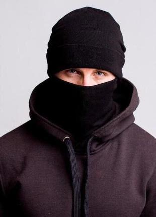 Бафф зимний флисовый  шарф горловик5 фото