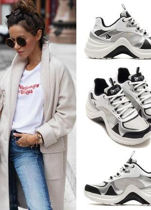 Крутые, очень модные кроссовки американского бренда skechers solei st. - groovilicious