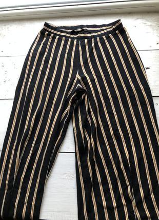 Свободные штаны брюки