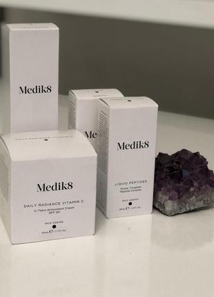 Косметика британского бренда medik8