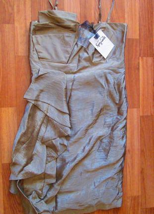 Красивое вечернее платье next размер 12-14