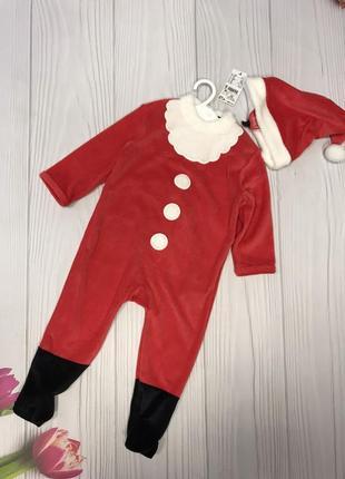 Новорічний костюм тепленький
