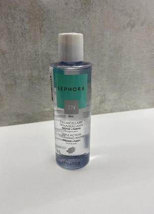 Мицеллярная вода sephora