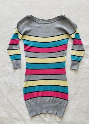Платье-свитер terranova