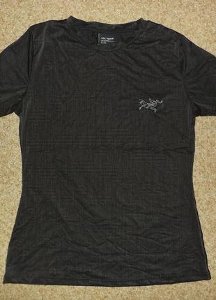 Женская трекинговая футболка arcteryx